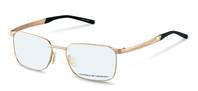 Porsche Design-Correction frame-P8333-gold