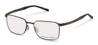 Porsche Design-Correction frame-P8333-darkbrown