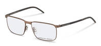 Porsche Design-Correction frame-P8339-brown