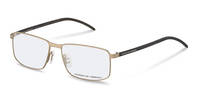 Porsche Design-Correction frame-P8340-gold