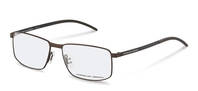Porsche Design-Correction frame-P8340-darkbrown
