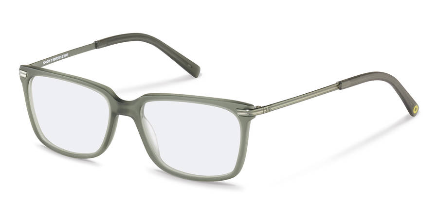 Rodenstock Capsule Collection-Correction frame-RR447-darkgreen/grey-green