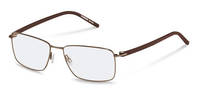 Rodenstock-Correction frame-R2607-brown, dark brown