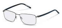 Rodenstock-Correction frame-R2607-gunmetal, dark blue