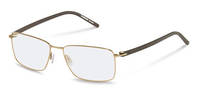 Rodenstock-Correction frame-R2607-light gold, olive