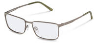 Rodenstock-Correction frame-R2608-gunmetal, green