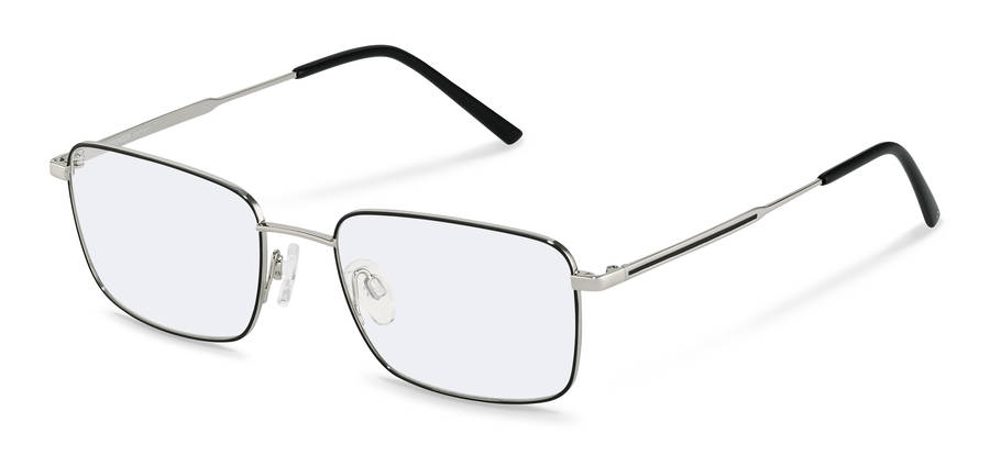 Rodenstock-Correction frame-R2642-black/silver