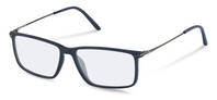 Rodenstock-Correction frame-R5311-dark blue, dark gunmetal