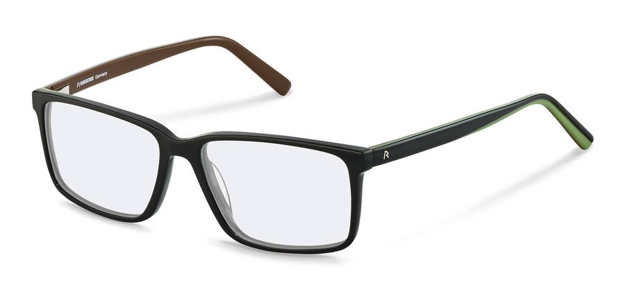 Rodenstock-Correction frame-R5334-black