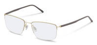 Rodenstock-Correction frame-R7043-lightgold/grey