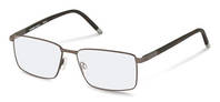 Rodenstock-Correction frame-R7047-dark brown, havana