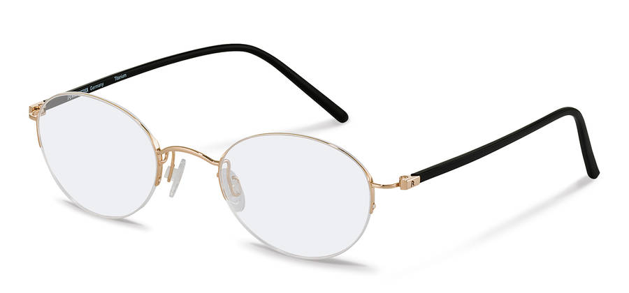 Rodenstock-Correction frame-R7052-gold/black