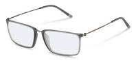 Rodenstock-Correction frame-R7064-grey transparent