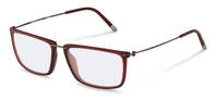 Rodenstock-Correction frame-R7071-dark red, gunmetal