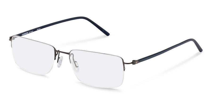 Rodenstock-Correction frame-R7072-darkgun/darkblue