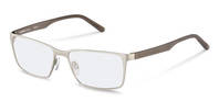 Rodenstock-Correction frame-R7075-silver/grey