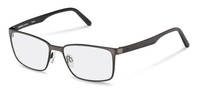 Rodenstock-Correction frame-R7076-dark gun, black