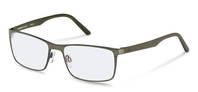 Rodenstock-Correction frame-R7077-dark gun, dark green