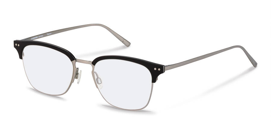 Rodenstock-Correction frame-R7082-gunmetal/black