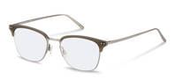 Rodenstock-Correction frame-R7082-silver/grey