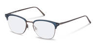 Rodenstock-Correction frame-R7082-darkgun/blue