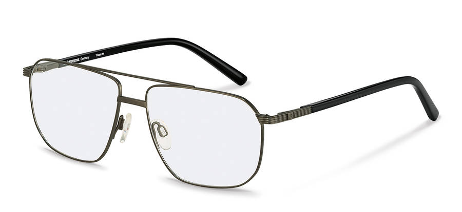 Rodenstock-Correction frame-R7090-darkgun/black