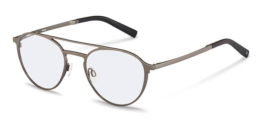 Rodenstock-Correction frame-R7099-gunmetal/black