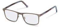 rocco by Rodenstock-Correction frame-RR209-gun, light blue structured