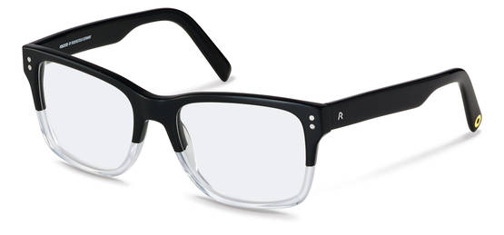rocco by Rodenstock-Correction frame-RR408-black/ crystal layered