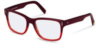 rocco by Rodenstock-Correction frame-RR408-red