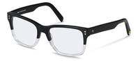 rocco by Rodenstock-Correction frame-RR408-black crystal