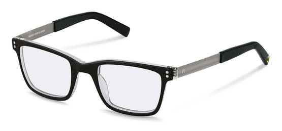 rocco by Rodenstock-Correction frame-RR426-black/ crystal layered