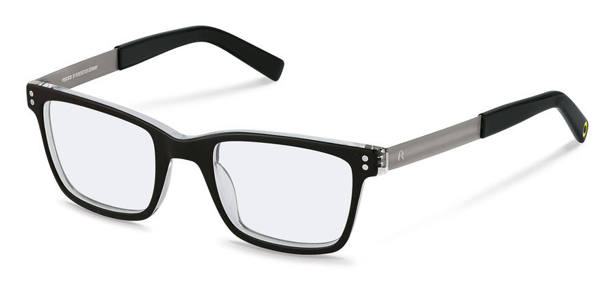 rocco by Rodenstock-Correction frame-RR426-black/crystallayered