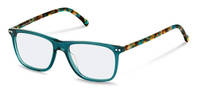 rocco by Rodenstock-Correction frame-RR436-blue transparent, blue havana