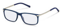 rocco by Rodenstock-Correction frame-RR438-blue used look, light gun