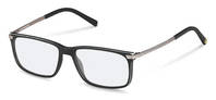 rocco by Rodenstock-Correction frame-RR438-black used look, light gun