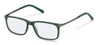 rocco by Rodenstock-Correction frame-RR438-light green used look, dark gun
