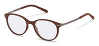 rocco by Rodenstock-Correction frame-RR439-dark red, dark gun