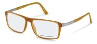 Porsche Design-Correction frame-P8259-amber