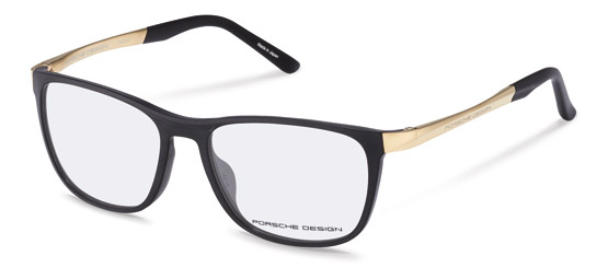Porsche Design-Correction frame-P8329-black