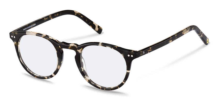 Rodenstock Capsule Collection-Correction frame-RR412-blackstructured