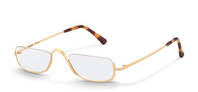 Rodenstock-Correction frame-R0864-goldplatted