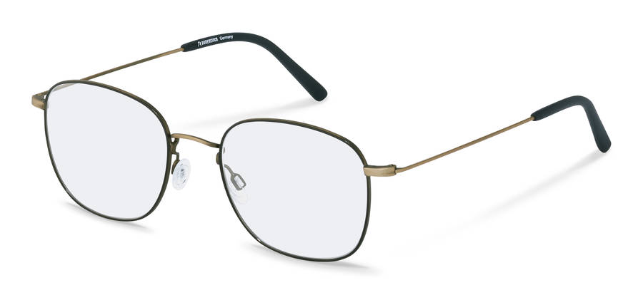 Rodenstock-Correction frame-R2647-goldantique/black