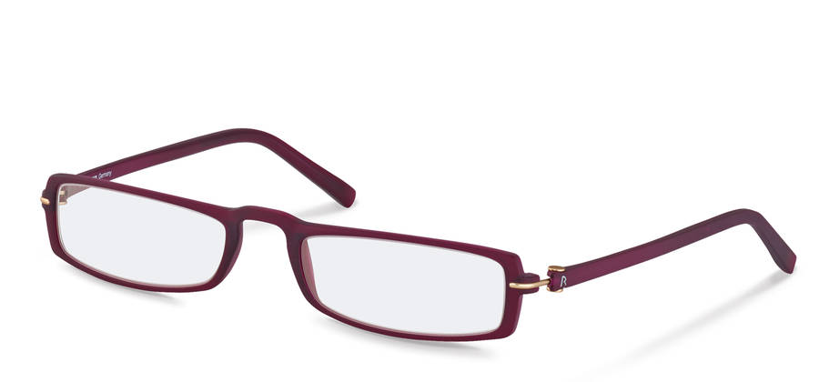 Rodenstock-Correction frame-R5301-plum