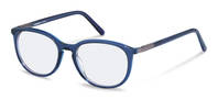 Rodenstock-Correction frame-R5322-darkbluelayered