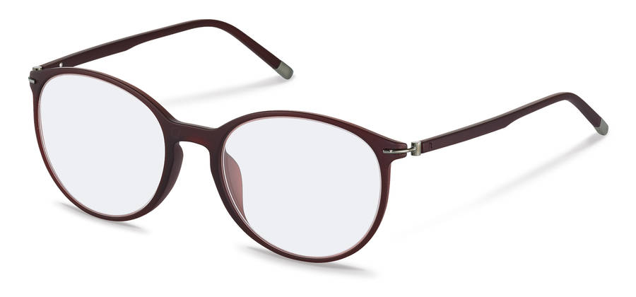 Rodenstock-Correction frame-R7045-darkred
