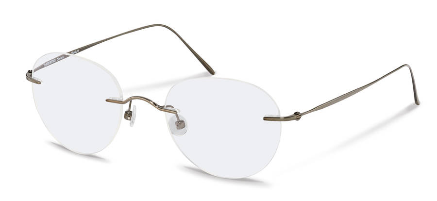 Rodenstock-Correction frame-R7084-lightgold