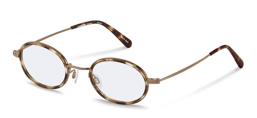 Rodenstock-Correction frame-R8025-brown/havana