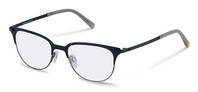 rocco by Rodenstock-Correction frame-RR204-black / gun