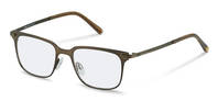 rocco by Rodenstock-Correction frame-RR206-dark brown